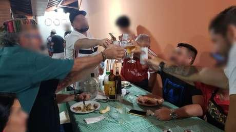 Festa aconteceu em Itapecerica da Serra, em São Paulo, e reuniu 28 pessoas