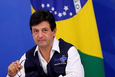 Governo vai construir hospital de campanha do coronavírus para indígenas, diz Mandetta