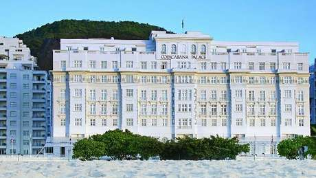 Copacabana Palace fecha pela primeira vez em 100 anos