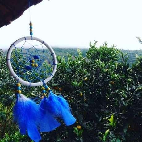 3. Entenda o significado dos filtro dos sonhos – Foto: Pedra da Lua Artesanatos