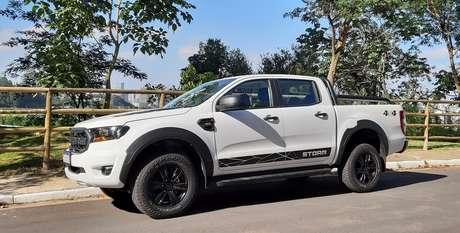 Ford Ranger: nova versão Storm chegou num momento importante para a picape.