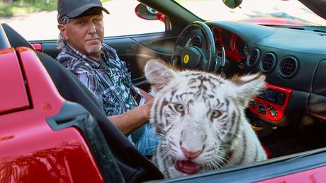 Jeff Lowe apareceu como o investidor que ajudaria Joe Exotic a salvar seu parque de animais e acabou mantendo o negócio