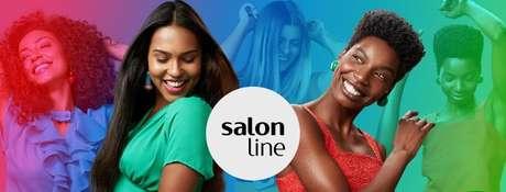 A empresa de cosméticos e beleza Salon Line, que produziu e doou álcool em gel, shampoo e condicionador para diversas instituições e organizações