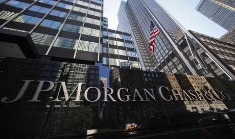 Logo da JP Morgan Chase & Co em Nova York 19/09/2013 REUTERS/Mike Segar