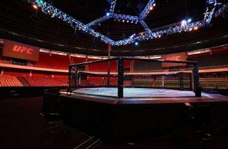 Última edição do UFC, em Brasília, aconteceu sem a presença dos torcedores (Foto: Reproduão)