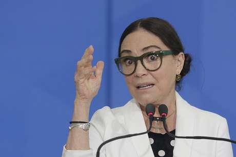 Heber Moura Trigueiro é o novo titular da Secretaria do Audiovisual, ligada à Secretaria Especial da Cultura,comandada pela atriz Regina Duarte.