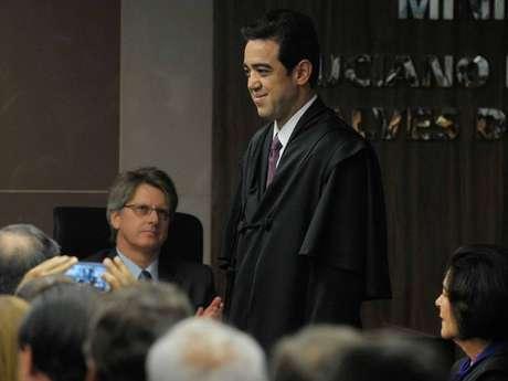 Bruno Dantas, ministro do Tribunal de Contas da União (TCU).
