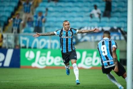 Cebolinho é o principal jogador do Grêmio atualmente (Foto: Lucas Uebel / Grêmio)