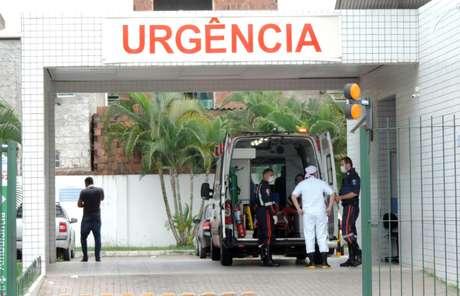 No Recife os profissionais do Samu já são 14% afastados das atividades com suspeita de estarem com covid-19