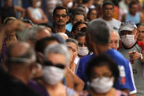 Vacinação contra a gripe em Belém (Arquivo: 23/03/2020)