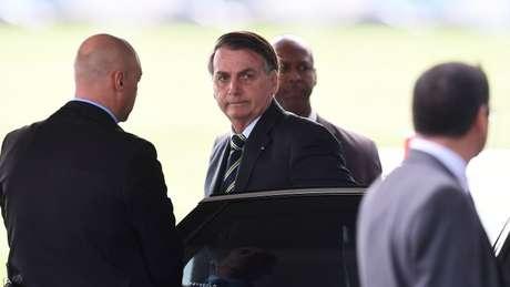 Bolsonaro quis interferir na PF, disse Moro