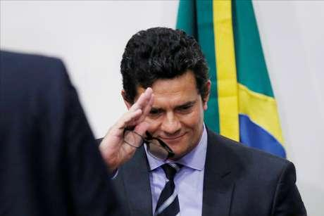Sergio Moro 24/04/2020 REUTERS/Ueslei Marcelino
