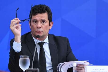 Sergio Moro ficou nacionalmente conhecido pelo trabalho na Lava Jato