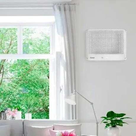 5. Para aprender como instalar ar condicionado de janela basta seguir nosso passo a passo – Foto: Habitissimo