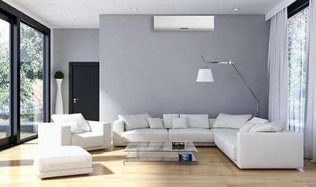 2. Na hora de como instalar ar condicionado é necessário se prevenir com alguns cuidados – Foto: Leroy Merlin