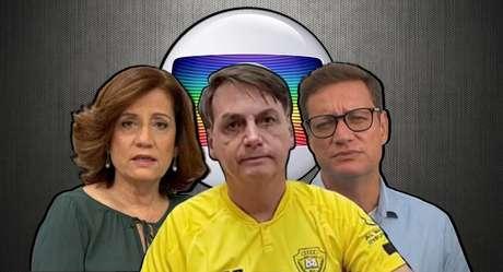 Em trecho de live, Jair Bolsonaro insinuou que Vladimir Netto, filho de sua desafeta Miriam Leitão, é ligado a seu novo rival, Sergio Moro