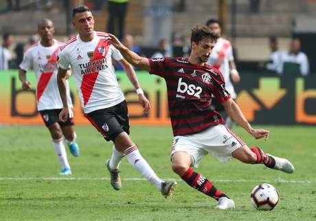 Flamengo e River Plate disputaram a final da Libertadores no ano passado 23/11/2019 REUTERS/Pilar Olivares