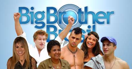 Alguns dos mais populares vencedores do principal reality show da Globo: Vanessa Mesquita (BBB14), Diego Alemão (BBB7), Cida Santos (BBB4), Marcelo Dourado (BBB10), Maria Melillo (BBB11) e Kleber Bambam (BBB1)