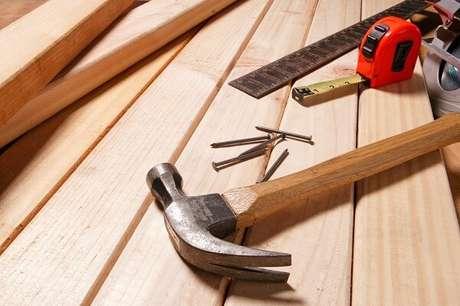 2. Um item prático e super funcional que pode ser feito em casa – Foto: Via Pinterest