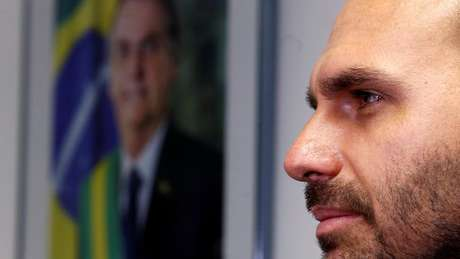 Após repercussão negativa, Bolsonaro recuou da nomeação do filho Eduardo à embaixada em Washington