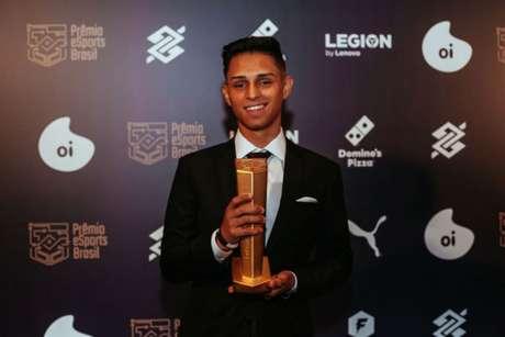 Foto: Prêmio eSports Brasil