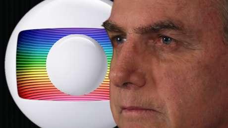 """O presidente vê a emissora líder em audiência no Brasil como um """"inimigo"""" a ser combatido"""