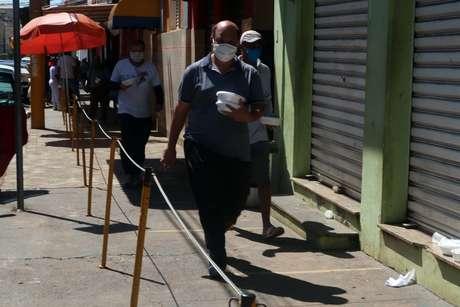 Ribeirão Preto tentou flexibilizar o isolamento na Justiça