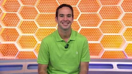 Caio Ribeiro, comentarista esportivo daGlobo