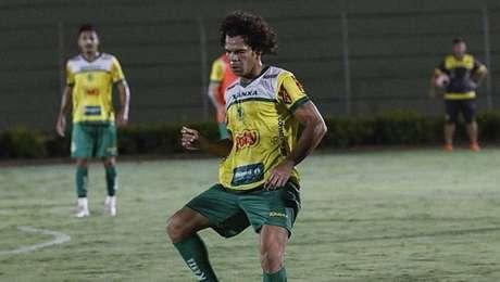 Camilo disputou o Paulistão 2020 pelo Mirassol