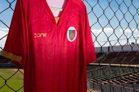 Portuguesa terá camisa comemorativa do centenário (Foto:Cris Fukayama | Portuguesa/Acervo da Bola)