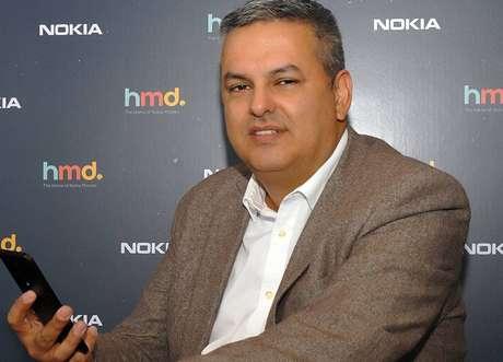 Juan Olano diz que o coronavírus atrasou a reestreia da Nokia no Brasil