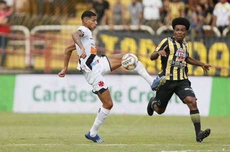 Um dos mais frequentes da equipe, Marrony seria, provavelmente, titular no retorno aos jogos (Rafael Ribeiro/Vasco)