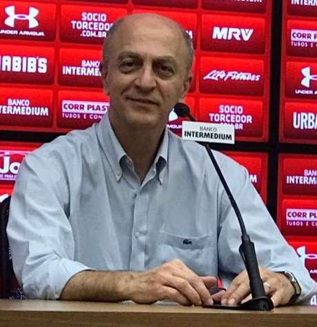 Elias Albarello é diretor financeiro do São Paulo desde maio de 2017 - FOTO: Acervo pessoal