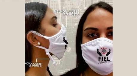 Campanha lançou produto para arrecadar fundos e distribuir doações em São Paulo (Foto: Reprodução/Instagram)