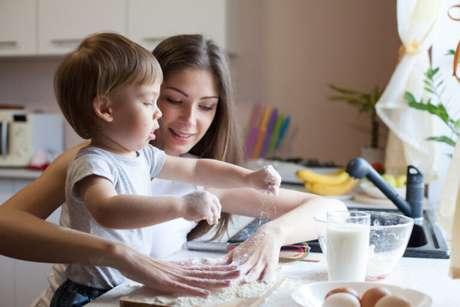 Guia da Cozinha - Cardápio da Quarentena para fazer com as crianças: sábado, 23