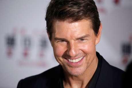 Tom Cruise em Pequim 29/08/2018 REUTERS/Jason Lee