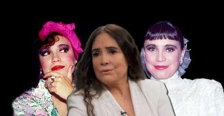 Regina Duarte entre as inesquecíveis Viúva Porcina e Maria do Carmo: aprovação conquistada na TV colocada em risco na política