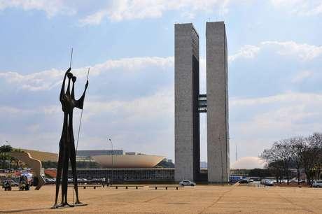 Congresso Nacional, em Brasília (DF).