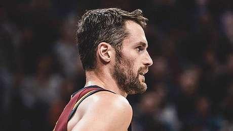 Kevin Love, ala-pivô do Cleveland Cavaliers.