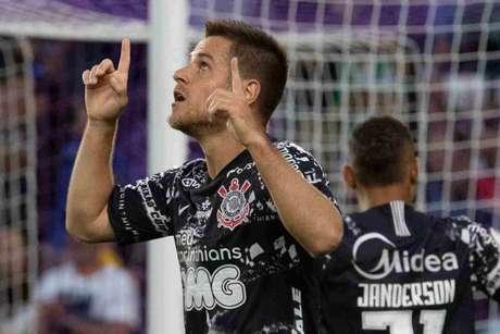 Ramiro chegou ao Corinthians em janeiro de 2019 em um negócio comemorado pelo clube (Foto: Ag. Corinthians)