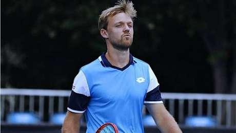 Kevin Krawietz, tenista alemão.