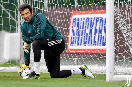 Líder da Serie A, Juventus voltou aos treinos na última semana (Foto: Divulgação/Juventus)