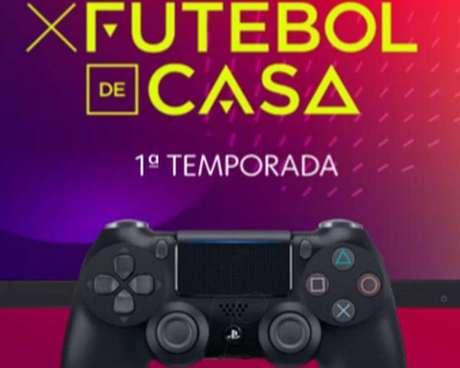 Campeonato de futebol online contará com a participação de jogadores da vida real