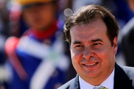 Presidente da Câmara, Rodrigo Maia 03/02/2020 REUTERS/Adriano Machado