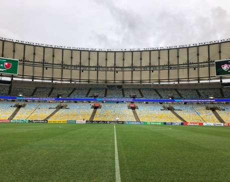 Especialista é contra retorno de treinos e jogos no Rio de Janeiro (Foto: Reprodução/Twitter)