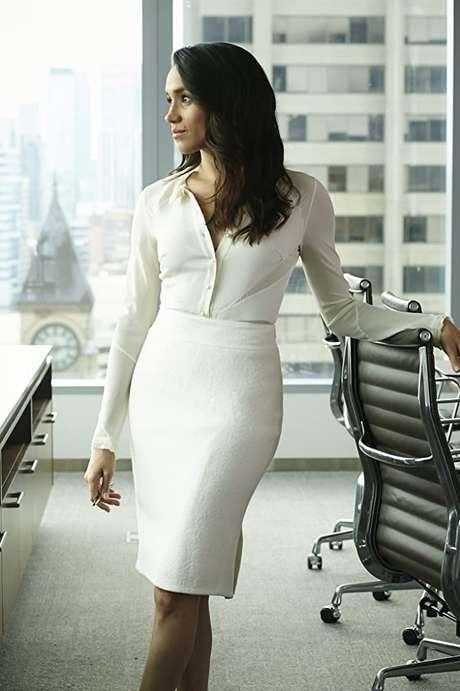 """Meghan Markle, em """"Suits"""" (Foto: Reprodução/IMDB)"""