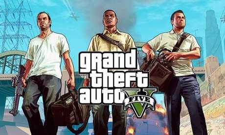 Lançado em 2013, GTA V é um dos maiores sucessos da Rockstar Games