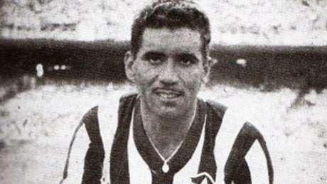 Botafogo foi o único clube da carreira de Nilton Santos (Foto: Reprodução)