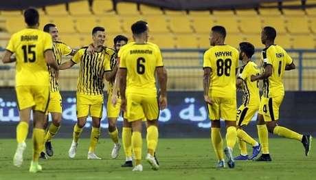 Kayke vê com bons olhos a renovação com o Qatar SC (Foto: Divulgação)