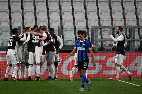 Juventus é a líder do Campeonato Italiano (Foto: AFP)